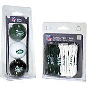Team Golf New York Jets 3 Ball/50 Tee Combo Gift Pack