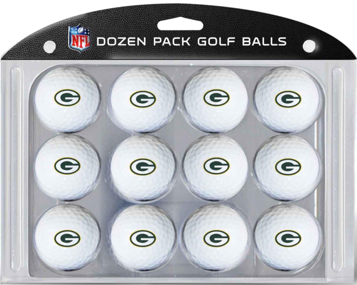 Team Golf Green Bay Packers Golf Balls