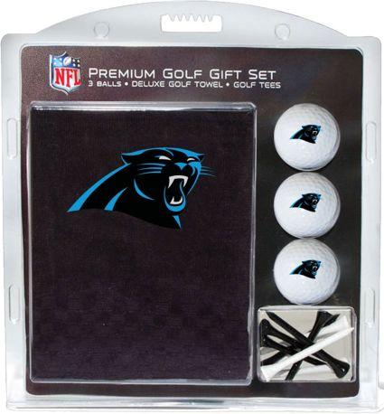 Team Golf Carolina Panthers Embroidered Towel Gift Set