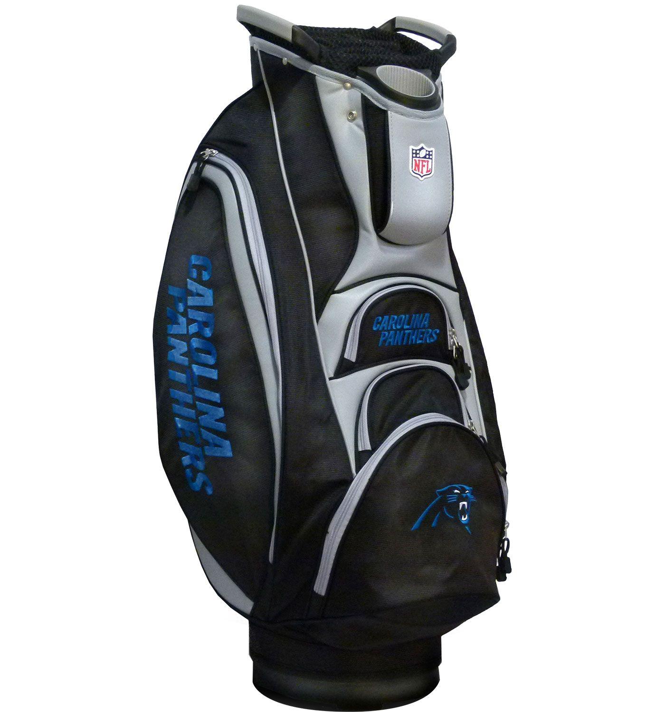 Team Golf Victory Carolina Panthers Cart Bag