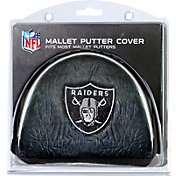 Team Golf Las Vegas Raiders NFL Mallet Putter Cover