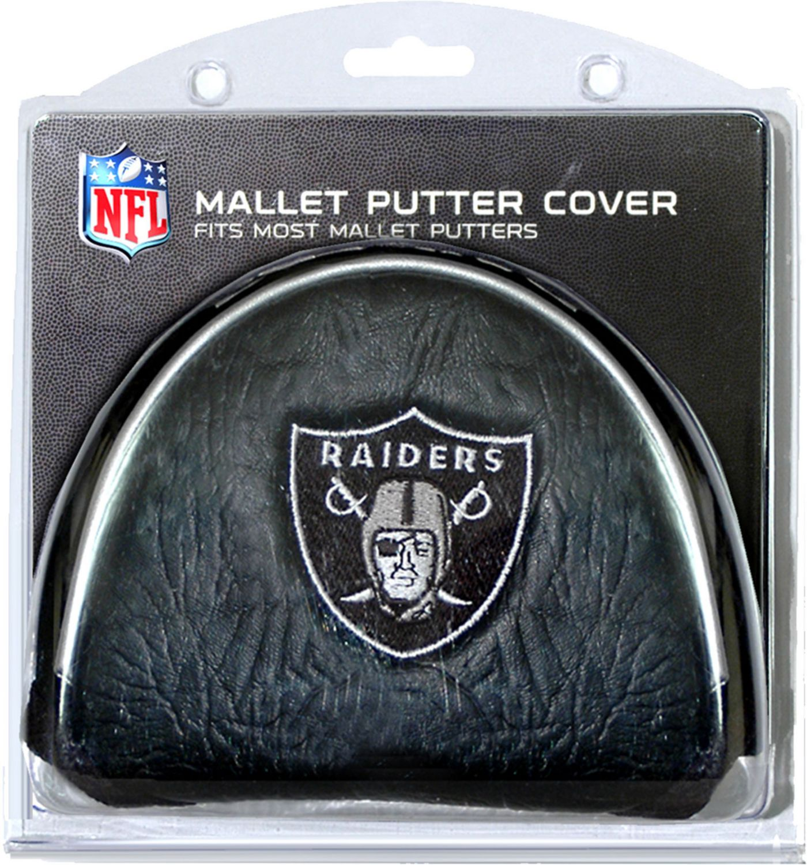 Team Golf Oakland Raiders Mallet Putter Cover