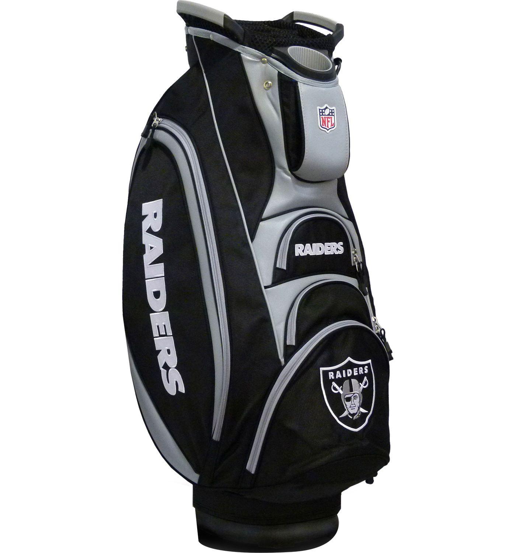 Team Golf Victory Oakland Raiders Cart Bag