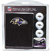 Team Golf Baltimore Ravens Embroidered Towel Gift Set