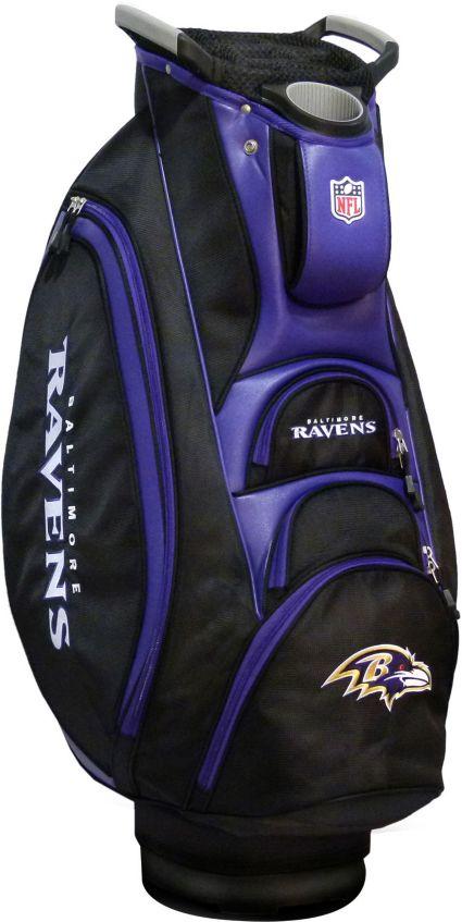 Team Golf Victory Baltimore Ravens Cart Bag