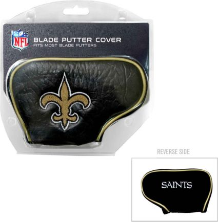 Team Golf New Orleans Saints Blade Putter Cover