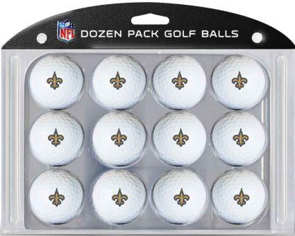 Team Golf New Orleans Saints Golf Balls