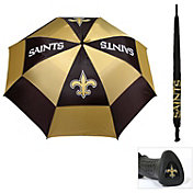 "Team Golf New Orleans Saints 62"" Double Canopy Golf Umbrella"