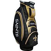 Team Golf New Orleans Saints Victory Cart Bag