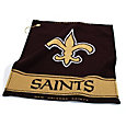 Team Golf New Orleans Saints Woven Towel