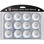 Team Golf Pittsburgh Steelers Golf Balls