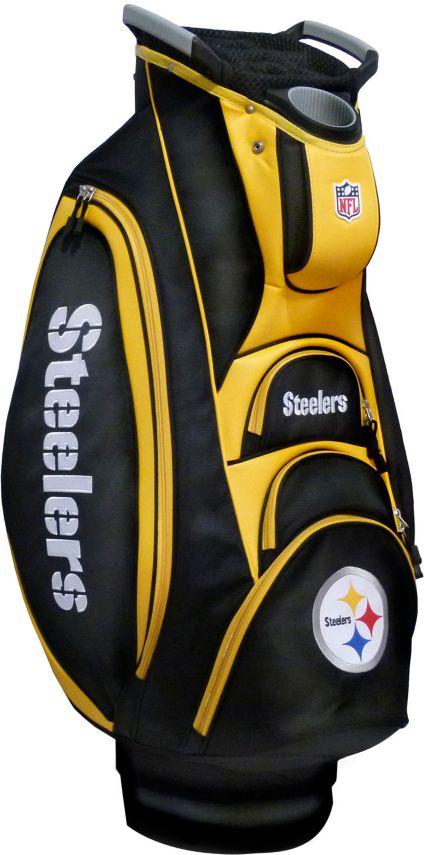 Team Golf Victory Pittsburgh Steelers Cart Bag