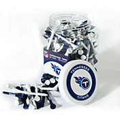 Team Golf Tennessee Titans 175 Count Golf Tee Jar