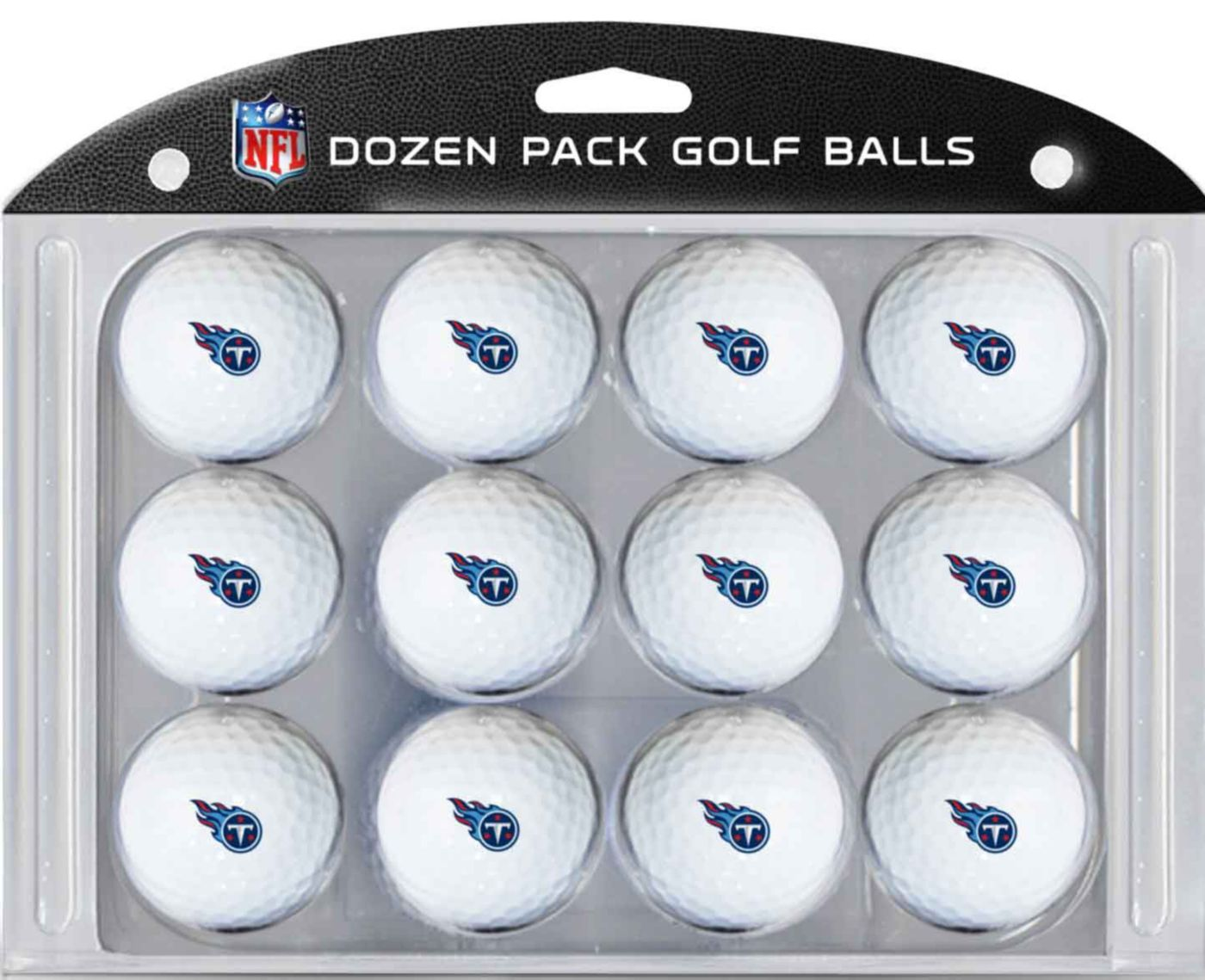 Team Golf Tennessee Titans Golf Balls