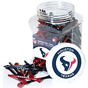 Team Golf Houston Texans 175 Count Golf Tee Jar
