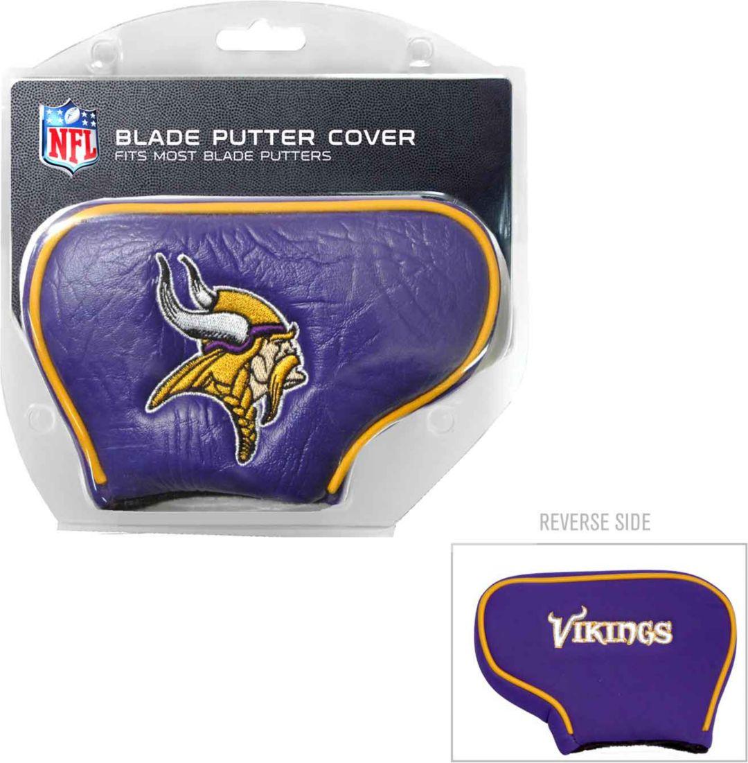 2044a1bf Team Golf Minnesota Vikings Blade Putter Cover