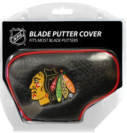 Team Golf Chicago Blackhawks Blade Putter Cover