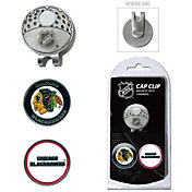 Team Golf Chicago Blackhawks Cap Clip And Marker Set