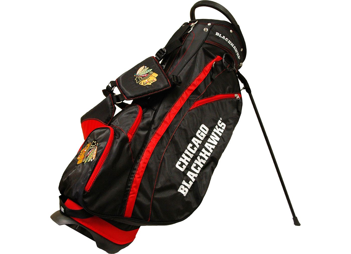 Team Golf Fairway Chicago Blackhawks Stand Bag