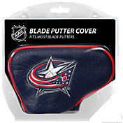 Team Golf Columbus Blue Jackets Blade Putter Cover