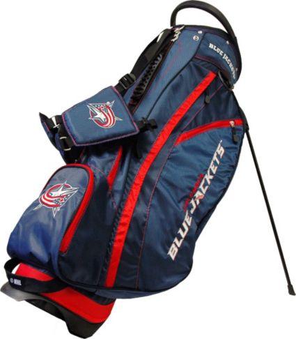 Team Golf Fairway Columbus Blue Jackets Stand Bag