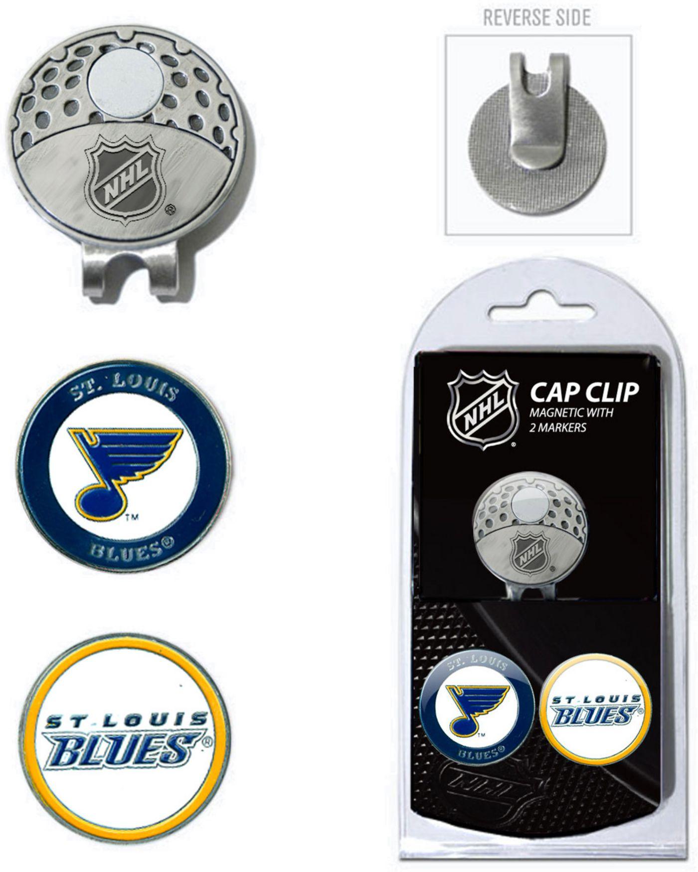 Team Golf St. Louis Blues Cap Clip And Marker Set