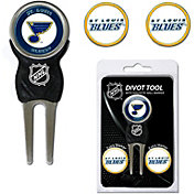 Team Golf St. Louis Blues Divot Tool and Marker Set