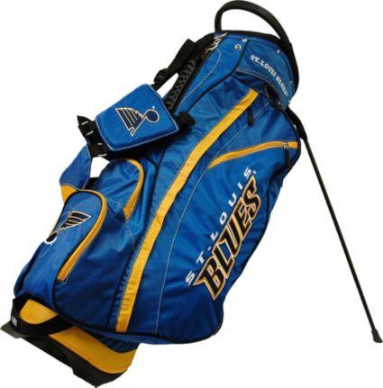 Team Golf Fairway St. Louis Blues Stand Bag