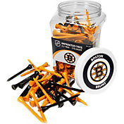 Team Golf Boston Bruins 175 Count Golf Tee Jar