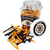 Team Golf Boston Bruins 175 Count Golf Tee Jar