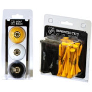 Team Golf Boston Bruins 3 Ball/50 Tee Combo Gift Pack