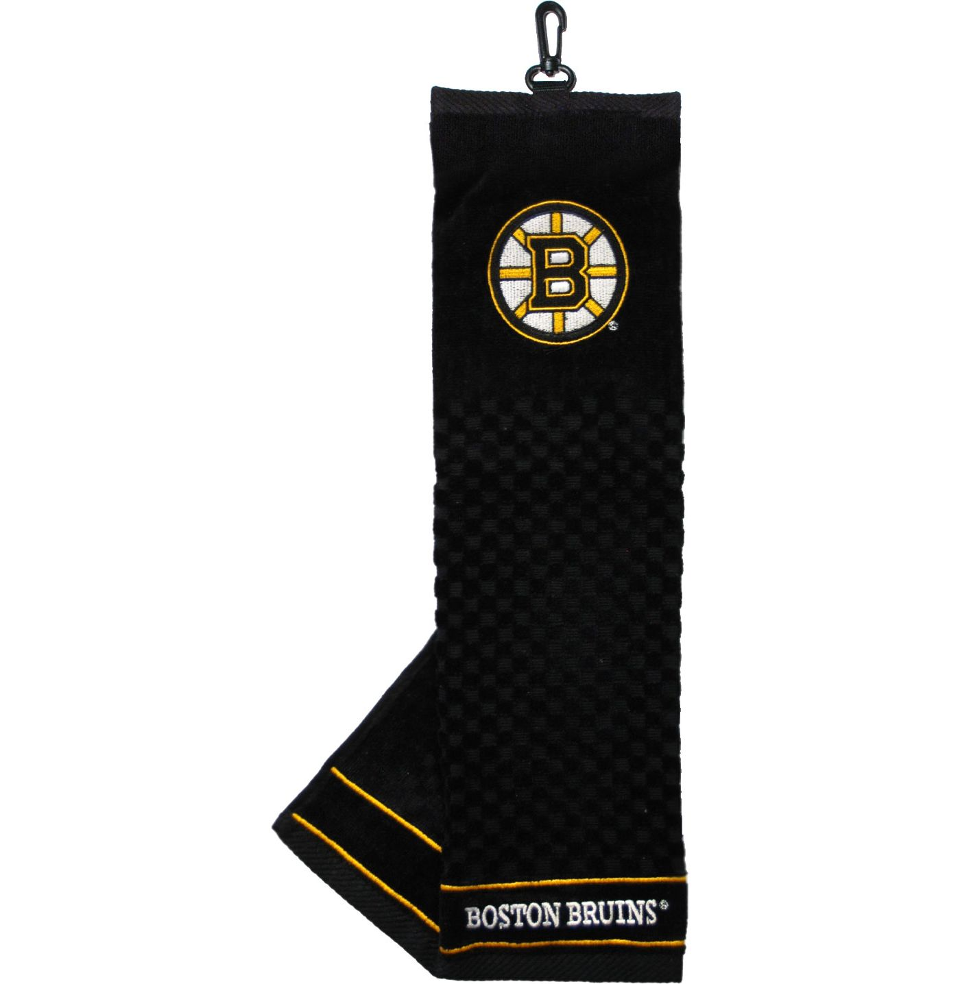 Team Golf Boston Bruins Embroidered Towel