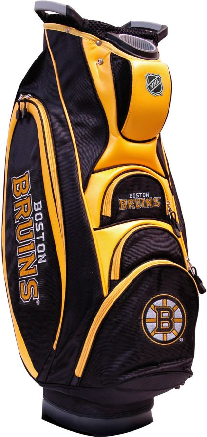 Team Golf Victory Boston Bruins Cart Bag