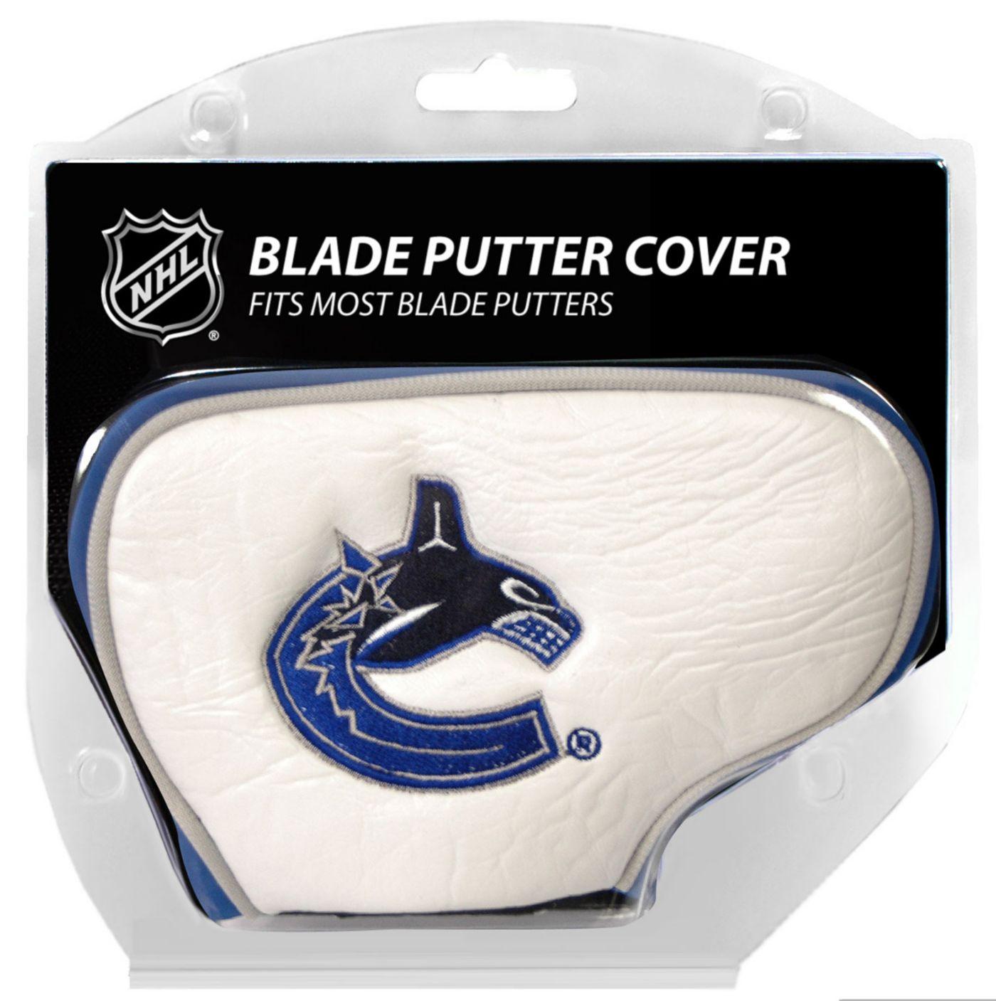 Team Golf Vancouver Canucks Blade Putter Cover