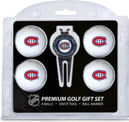 Team Golf Montreal Canadiens Premium Golf Gift Set