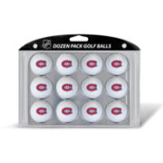 Team Golf Montreal Canadiens 12 Pack Golf Balls