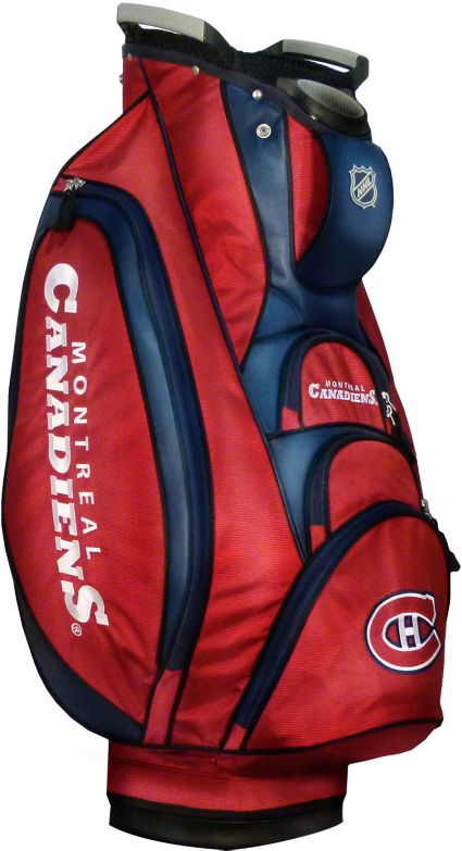 Team Golf Victory Montreal Canadiens Cart Bag