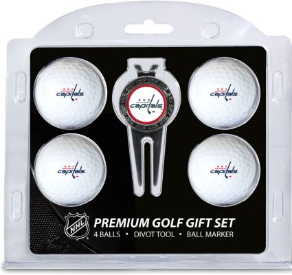 Team Golf Washington Capitals Premium Golf Gift Set