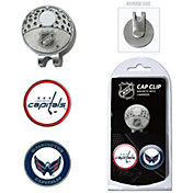 Team Golf Washington Capitals Cap Clip And Marker Set