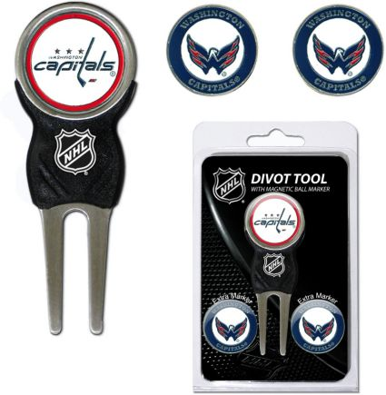 Team Golf Washington Capitals Divot Tool