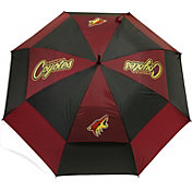 "Team Golf Arizona Coyotes 62"" Double Canopy Umbrella"