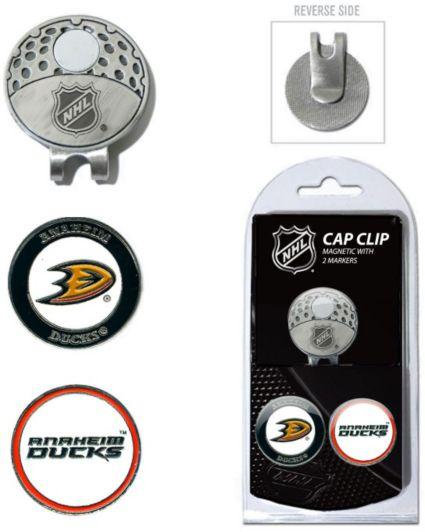 Team Golf Anaheim Ducks Cap Clip And Marker Set