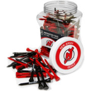Team Golf New Jersey Devils 175 Count Golf Tee Jar