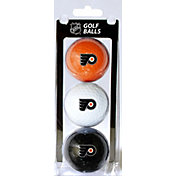 Team Golf Philadelphia Flyers Three Pack Golf Ball Set