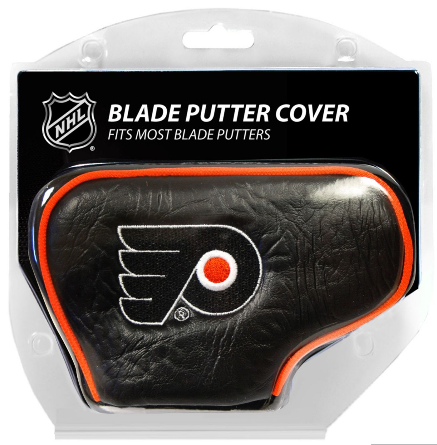 Team Golf Philadelphia Flyers Blade Putter Cover