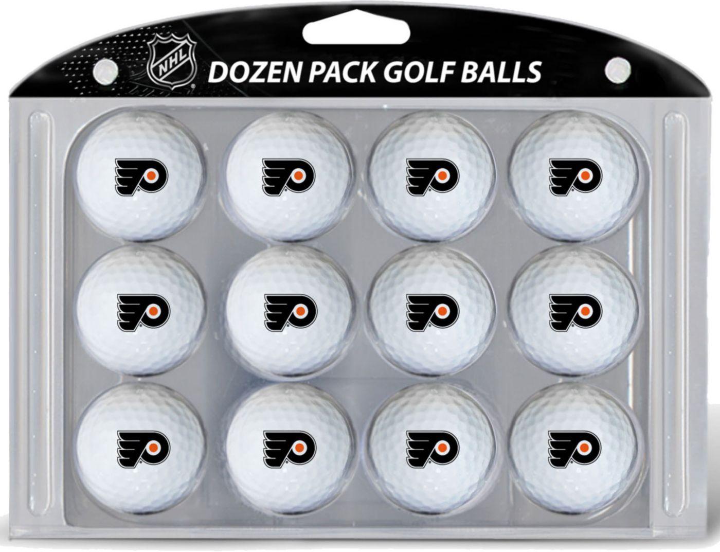 Team Golf Philadelphia Flyers Golf Balls