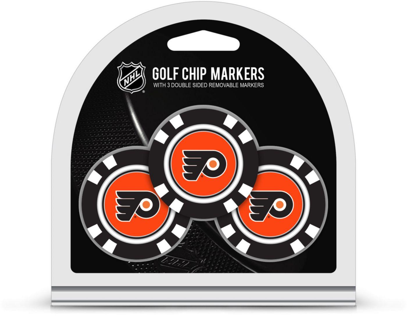 Team Golf Philadelphia Flyers Golf Chips - 3 Pack
