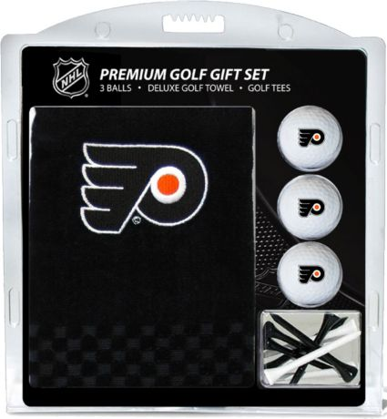 Team Golf Philadelphia Flyers Embroidered Towel Gift Set