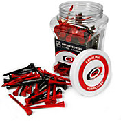 Team Golf Carolina Hurricanes 175 Count Golf Tee Jar