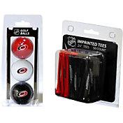 Team Golf Carolina Hurricanes 3 Ball/50 Tee Combo Gift Pack